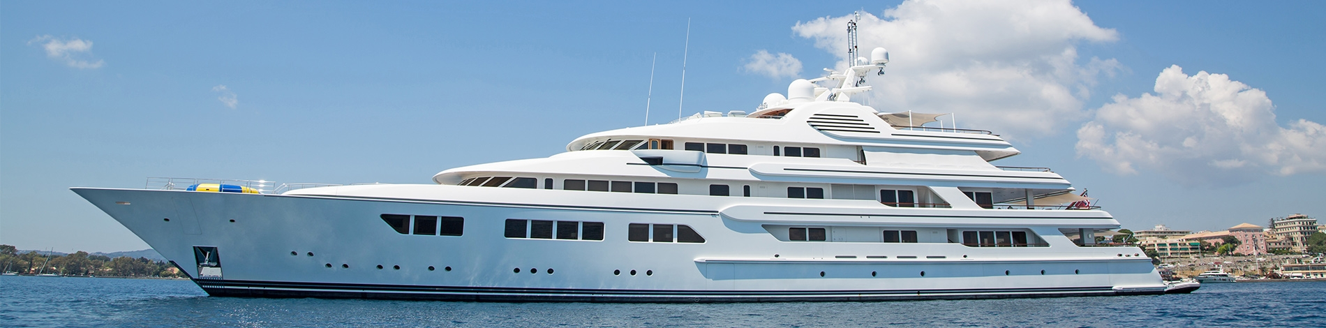 Yacht Sales & Purchase